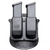Fobus Paddle Double Mag Pouch H&K .45