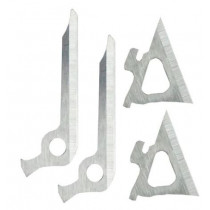 Muzzy Trocar Hybrid Crossbow Broadhead Replacement Blades