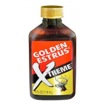 Wildlife Research Center Golden Estrus Extreme 4 Fluid Ounce Bottle
