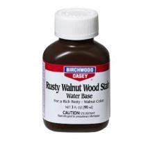 Birchwood Casey Rusty Walnut Wood Stain 3 oz