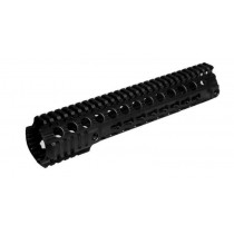 "Troy Industries 11"" AR-15 SDMR Keymod Rail, Black"