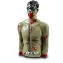 Zombie Target 'CHRIS' - 3-D Bleeder Target