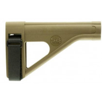 SB Tactical Pistol Stabilizing Brace Fits AR Style Pistol Buffer Tube