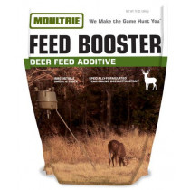 Moultrie Feed Booster - Deer Feed Additive, 12 oz.