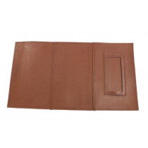 Birchwood Casey Leather Handgun Mat 13.5 in. X 24 in.