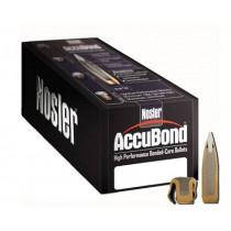 "Nolser 6.8mm Caliber .277"" Diameter 110 Grain Accubond Boat Tail Polymer Tip Bullet 50 Count"