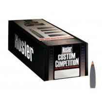 """Nosler Custom Competition Bullets 6.8mm .277"""" 115 gr HPBT, 100 Count"""