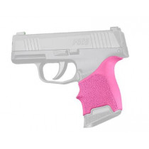 Hogue Beavertail Grip Sleeve Fits SIG Sauer P365, Pink