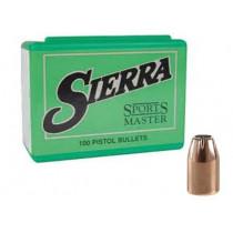 "Sierra .50 Caliber .500"" Diameter 350 Grain Sports Master Jacketed Hollow Point Handgun Bullets, 50 Count"