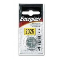 Energizer ECR 2025BP Lithium Button Cell Battery