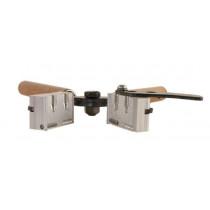 Lee 2-Cavity Bullet Mold TL314-90-SWC 32-20 WCF, 32 S&W Long, 32 Colt New Police (314 Diameter) 90 Grain Tumble Lube Semi-Wadcutter