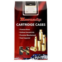 Hornady Unprimed Brass Cartridge Cases, .380 Auto, 200 Count