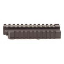 Weaver Tri-Rail System Scope Base AR-15 Carry Handle Matte