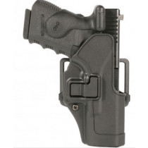 Blackhawk SERPA CQC Belt/Paddle Holster For H&K USP Compact, Black, Right Hand