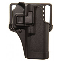 Blackhawk SERPA CQC Belt/Paddle Holster For Walther P99/SW99, Black, Right Hand
