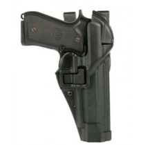 Blackhawk Serpa  Auto Lock Level 3 Duty Holster, Right Hand