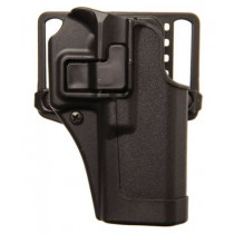 Blackhawk SERPA CQC Belt/Paddle Holster For SIG P228/229, Black, Right Hand
