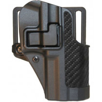 Blackhawk Serpa CQC Belt/Paddle Holster For Beretta PX4, Black, Right Hand