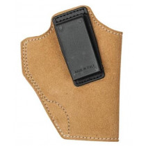 "Blackhawk Suede Leather Angle Adjustable ISP Holster For 2"" 5-Shot .38/.357 Revolvers, Right Hand"