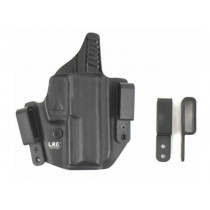 L.A.G. Tactical Defender Series OWB/IWB Holster SIG Sauer P938, Right Hand