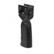 NcStar VISM 45 Degree Side to Side Vertical Grip, Black