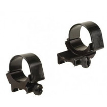 Weaver Detachable Extension Top Mount Aluminum Scope Rings, 30mm Low EXT