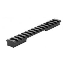 Leupold BackCountry 1-Piece Cross-Slot Scope Base 10 Round Rear Short Action Platforms