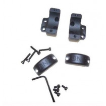 """DNZ Two Piece Scope Mount For Browning X-Bolt, 1"""" Tube Medium, Right or Left Hand"""