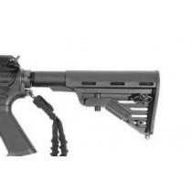 BlackHawk Adjustable Knoxx AR/M4 Buttstock, Commercial Spec