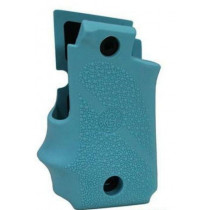 Hogue Sig P238 Grips with Finger Grooves, Aqua
