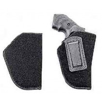 "Uncle Mikes Inside-the-Pants Holster Small- & Medium-Frame DA Revolvers 2"" to 3"" Barrels Size 0 Left Hand"