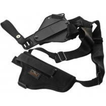 "Uncle Mikes - Sidekick Vertical Shoulder Holster, Size 15, 3.75""-4.5"" Barrel Auto"