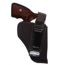 "Uncle Mikes IWB Holster With Retention Strap Size 0 2-3"" Small/Medium Revolvers Right Hand"