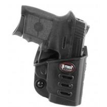 Fobus Evolution Holster S&W Bodyguard .380 W/Crimson Trace Laser, Right Hand Belt Slide