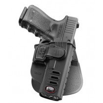 Fobus Glock 17, 19, 22, 23, 31, 32, 34, 35 CH Rapid Release System Level 2 Holster, Right Hand