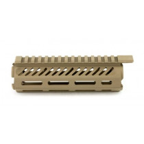 "Mission First Tactical Tekko 7"" Drop In M-Lok Handguard For AR15"