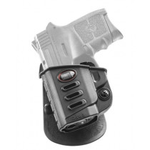Fobus Evolution Holster Smith & Wesson M&P Bodyguard 380w/Crimson Trace Laser, Left Hand