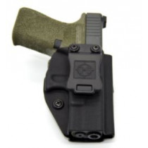 C&G Holsters, Inside Waist Band Covert Holster, Smith & Wesson Shield 45, Right Handed