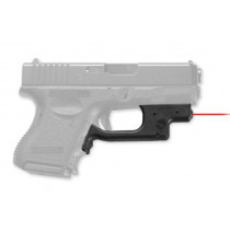 Crimson Trace Honor Guard Subcompact/FIST Red Laserguard