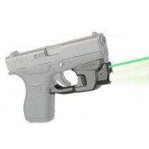 LaserMax Centerfire Light/Laser Sight System, 100 Lumen Light/Green Laser, For GLOCK 42/43