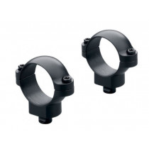 "Leupold Quick Release Mounting System Scope Rings 1"" Tube Medium Height"