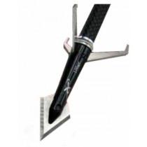 Carbon Express Torrid 100 Grain Crossbow Broadhead, 3 Pack