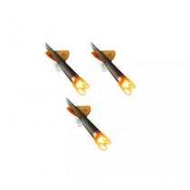 Ravin Crossbows Lighted Nock, 3 Pack, Orange