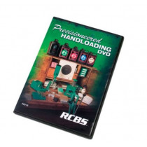 RCBS Precisioneered Instructional DVD 1 Handloading