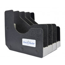 BenchMaster Four Gun Concealed Carry Weapon Rack