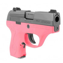 Beretta Pico Factory Replacement Grip Frame/Housing, Pink