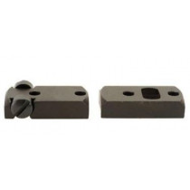 Weaver 2 Piece Base Set Savage 110 LA/SA AcuTrigger, Matte