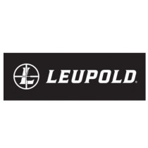"Leupold 31"" Windshield Decal, White"