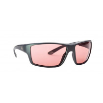 Magpul Summit Shooting Glasses Gray Frame Anti-Reflective Rose Lenses