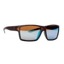 Magpul Terrain Shooting Glasses, Tortoise Frame, Polarized Anti-Reflective Bronze/Gold Mirror Lenses, MAG1021-840